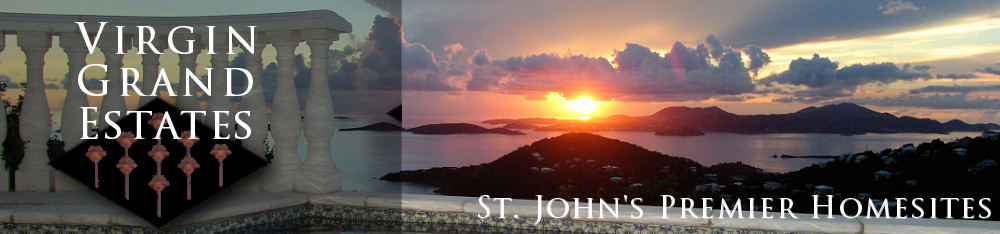Land for sale on St John USVI logo